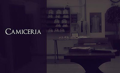 Camiceria - Fashion - Case Study - Artitaly