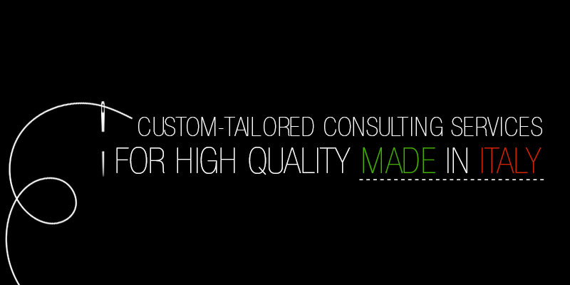 Custom-Tailored Consulting Services for High Quality Made in Italy - Artitaly
